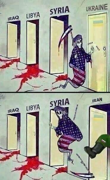 Iran morte